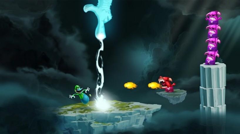 Unlock Mario and Luigi Costumes in Ubisoft's Rayman Legends