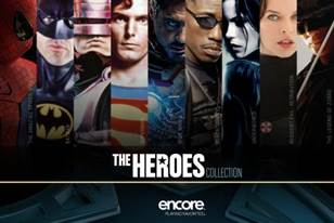 'THE HEROES COLLECTION' 23 Uncut Classics on ENCORE Challenge May 23