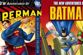 Superman/Batman now available on Warner Archive Instant; Aquaman coming soon