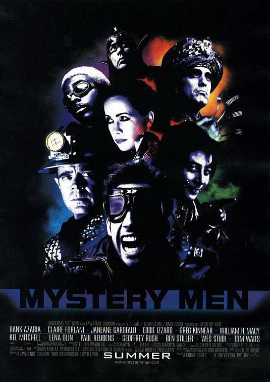 The Fade Out – Underrated or Forgotten Comic Films Worth Another Look – Mystery Men & The Specials Are Two Sides of a Similar Coin