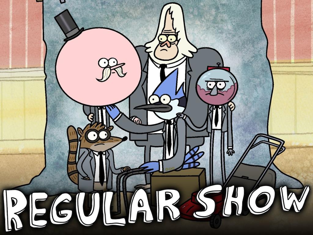 Cartoon Network's hit series Regular Show is Back for a Not-So-Regular Sixth Season
