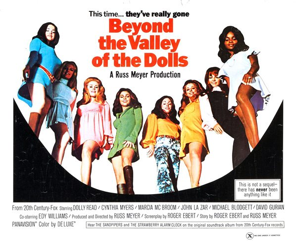 Reelin' & Rockin' – 'Beyond the Valley of the Dolls' Isn't a Sequel, There's NEVER Been Anything Like It
