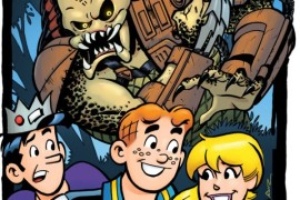 WTF!? Archie Meets Predator in 2015 from Dark Horse/Archie Comics