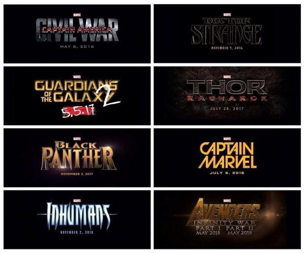 All of Marvel's Announcements From Today's Huge Press Event (Updated)