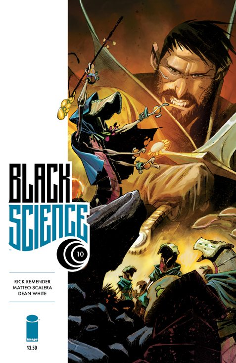 Black Science #10–Every Possible Thing Happens