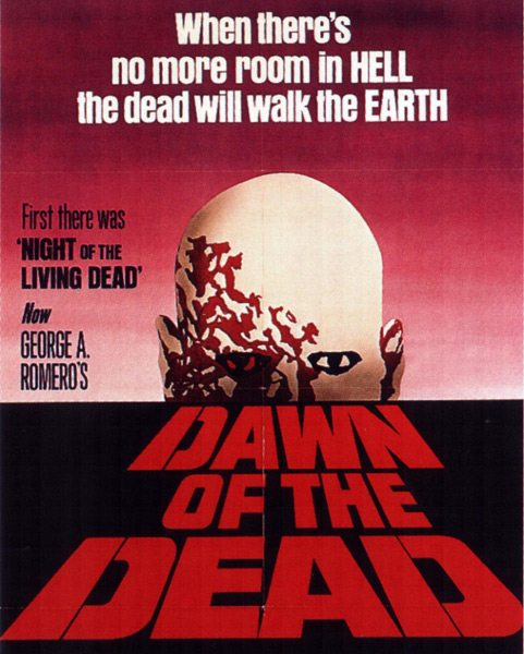 31 Days of Horror: When There's No Room In Hell, the Dead Will Walk the Earth in 'Dawn of the Dead'