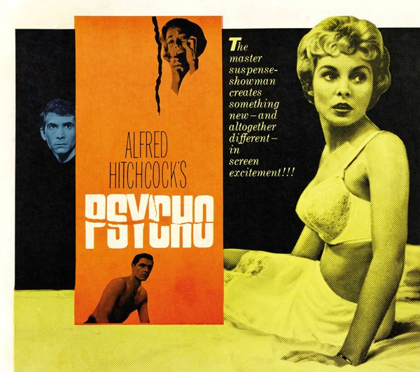 31 Days of Horror: 'Psycho' is the Film That Launched a Thousand Knock-Offs