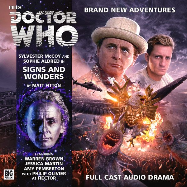 The 7th Doctor vs. The End of the World in Big Finish Audio's 'Doctor Who: Signs and Wonders'