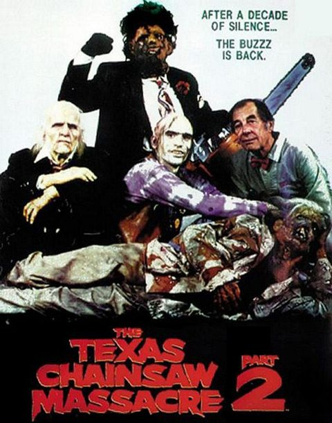 THAT'S NOT ROTTEN! 'The Texas Chainsaw Massacre 2′ is a Worthy Sequel