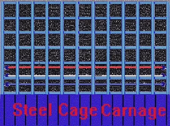 STEEL CAGE CARNAGE EP. 19