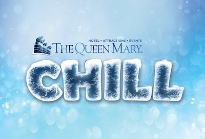 The Queen Mary's CHILL Hosts the 21st Annual Christmas Tree Lighting Ceremony Wednesday, December 3