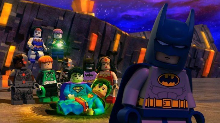 LEGO: DC Comics Super Heroes: Justice League vs. Bizarro League Coming to Blu-Ray & DVD Combo Pack