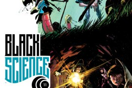 Review: Black Science #11
