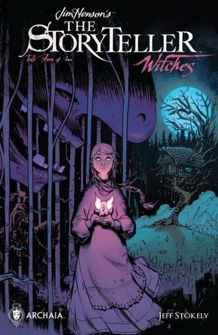 Review: Jim Henson's the Storyteller: Witches #4 (of 4)