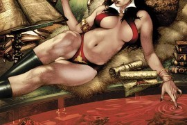 Review: Vampirella Feary Tales #3 (of 5)