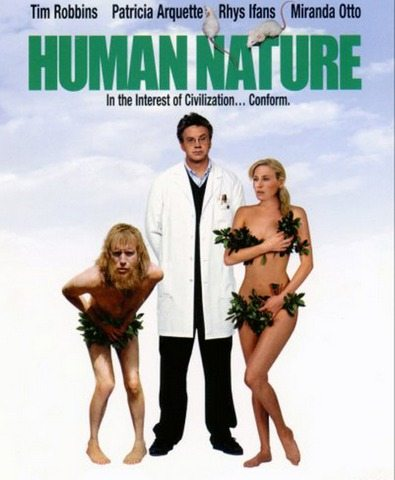 THAT'S NOT ROTTEN! Charlie Kaufman and Michel Gondry Delve Into 'Human Nature'
