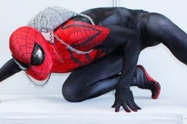 """FBN Cosplayer of the Month: Luc Luzzo """"I Am Spider-Man"""""""