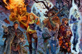 This Week in Crowdfunding – Nocturnals : The Sinister Path – Dan Brereton Interview