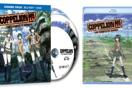 VIZ Media Announces the Home Media Release of COPPELION ANIME SERIES