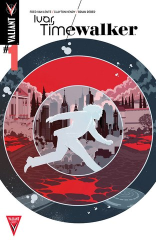 Review: Ivar, Timewalker #1