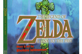 "VIZ Media's Perfect Square Imprint Announces Return of ""Legend of Zelda™: A Link to the Past™"""