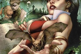 Review–Vampirella: Feary Tales #4 (of 5)