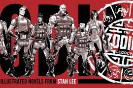 Stan Lee Graphic Novel Giveaway!