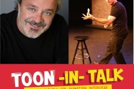 Toon-In-Talk Episode 01: Lorem Ipsum – Interviews with Jim Cummings and Carlos Alazraqui