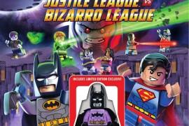 Lego Justice League gets Bizarro