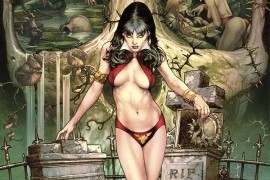 Review– Vampirella: Feary Tales #5 (of 5)