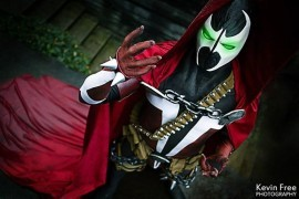 FBN Cosplayer of The Month: Slowfinger Cosplay