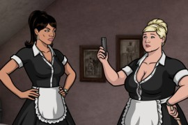 'Pocket Listing' is Archer at it's Raciest