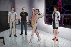 """Drastic Voyage: Part One"" Gets Archer Inside the Human Body…Without Phrasing"