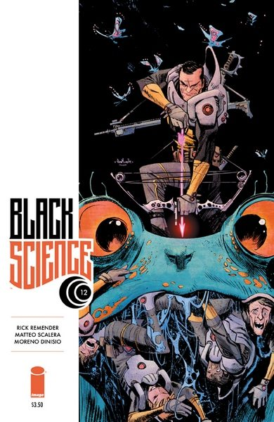 Review: Black Science #12 by Rick Remender