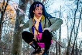 Featured Cosplayer: Viewtiful Jo'Rie