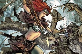 Something Old, Something New: Legenderry Red Sonja #2