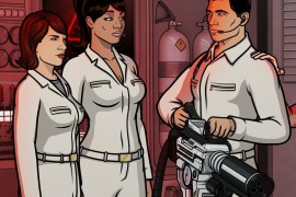 Teaser for the Season Finale of 'Archer'
