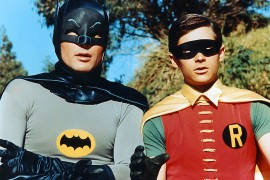Holy Animated Revival, Batman! Adam West and Burt Ward to Star in Animated 'Batman'
