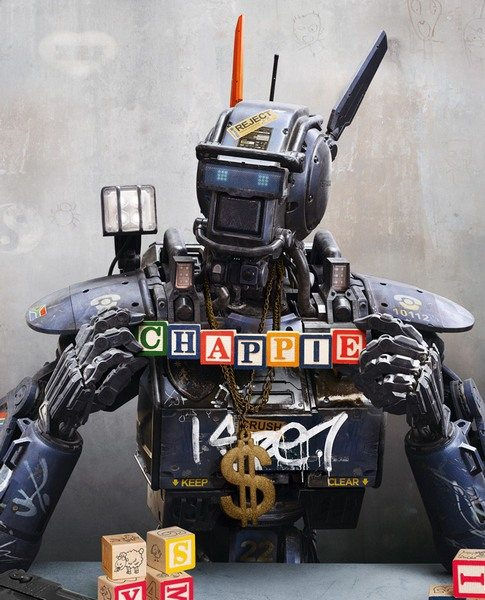 Familiar and Forgettable, 'Chappie' is a Scrapheap of Regrettable Storytelling