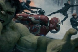 New 'Age of Ultron' Promo Teases Action, Cars