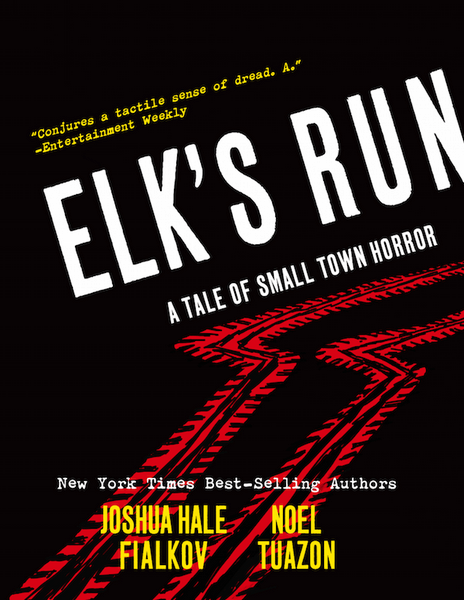 Oni Press to Celebrate Fialkov and Tuazon's 'Elk's Run' 10th Anniversary with New Hardcover