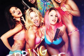 FanboyNation and The Frida Cinema Team Up to Present 'Spring Breakers' on March 21st