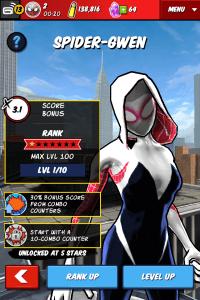 Spider-Gwen!