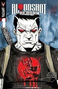 Bloodshot Reborn #1 Lemire Variant