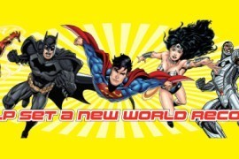 FanboyNation Joins DC Entertainment Tomorrow For World Record Attempt