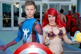 WonderCon 2015 Cosplay Day 2
