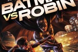 """Batman vs. Robin"" Premiered and Reviewed @ Wonder Con 2015"