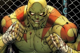 MMA Fighter and Former Wrestler CM Punk to Co-Write Solo Ongoing 'Drax' Series for Marvel