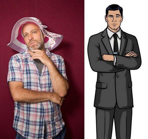 H. Jon Benjamin Talks the 6th Season of 'Archer,' the ...