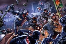 Comics After Dark presents Dan Fogler on Brooklyn Gladiator